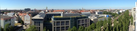 Arbeitsplatz bei Steuerberater München Härtl